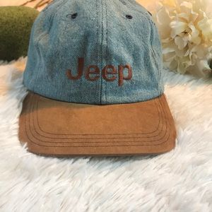 Vintage Jeep Hat